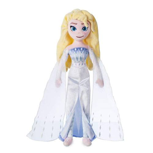 disney elsa plush doll