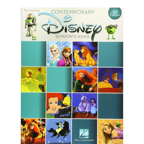 disney sheet music book