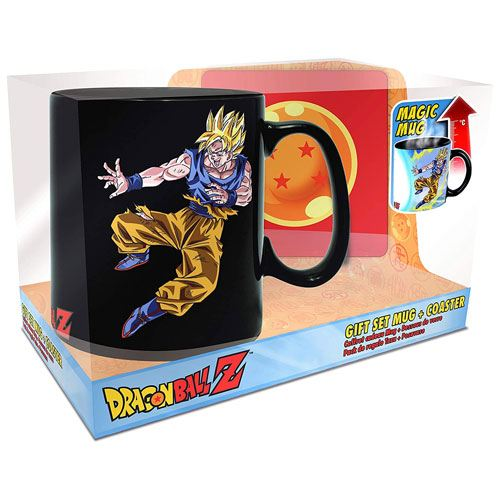 dragon ball z magic mug