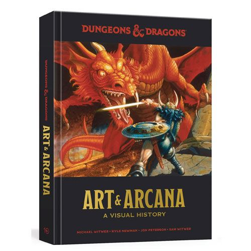 dungeons and dragons art arcana