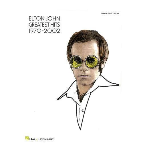 elton john greatest hits sheet music