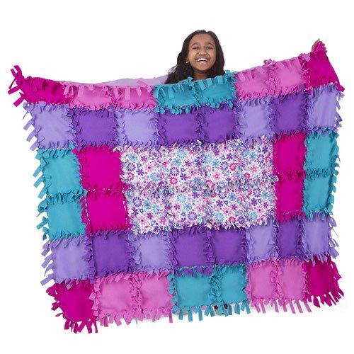 floral quilt craft kit