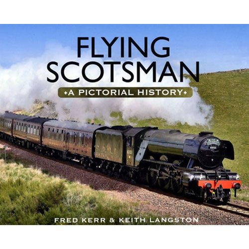 flying scotsman book