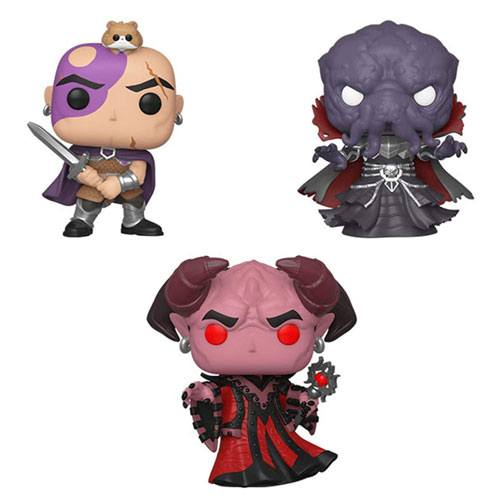 funko pop figures bundle