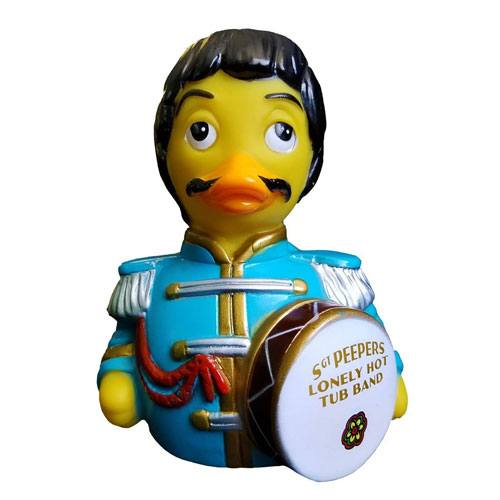 beatles rubber duck toy