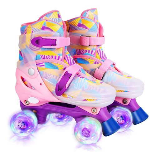 roller skates for 7 year old girls