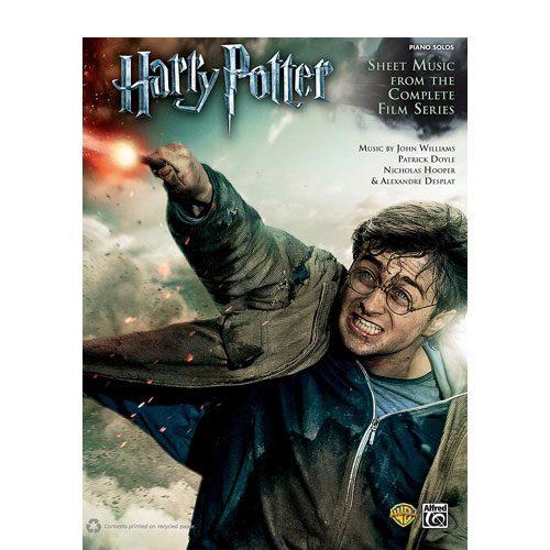 harry potter sheet music book