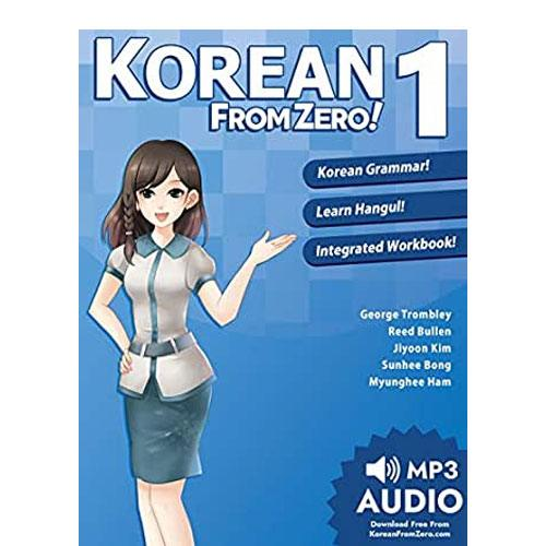 korean from zero book