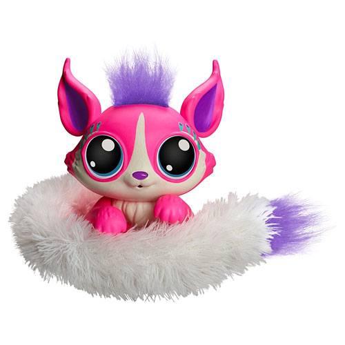 lil gleemerz RGB pet toy