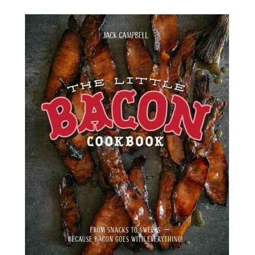 little bacon cookbook present