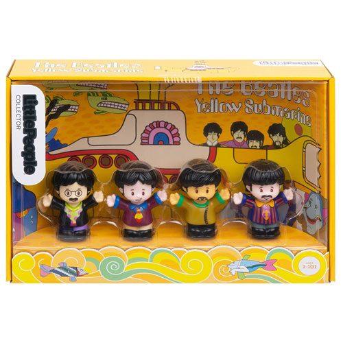 little people beatles figurines