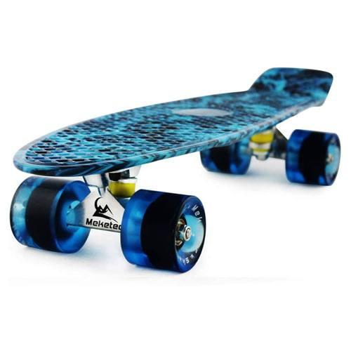 mini skateboard gift for 9 year old boys