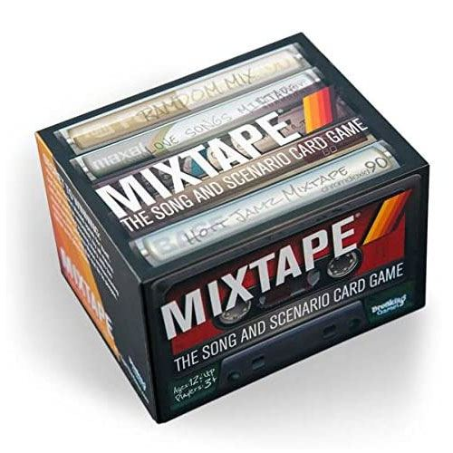 mixtape card game gift