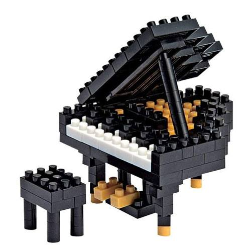 nanoblock grand piano gift