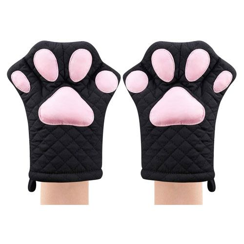 paw oven mitts