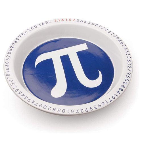 pi dish plate