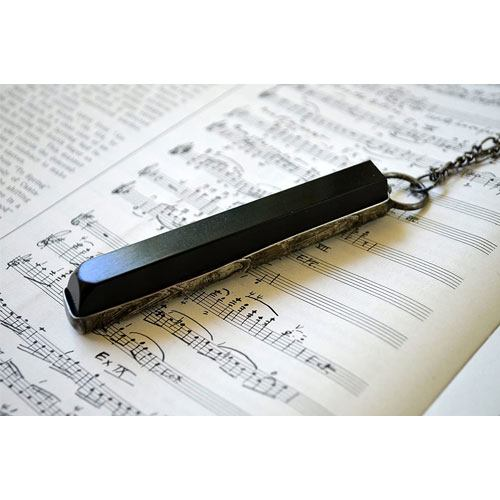 piano key necklace