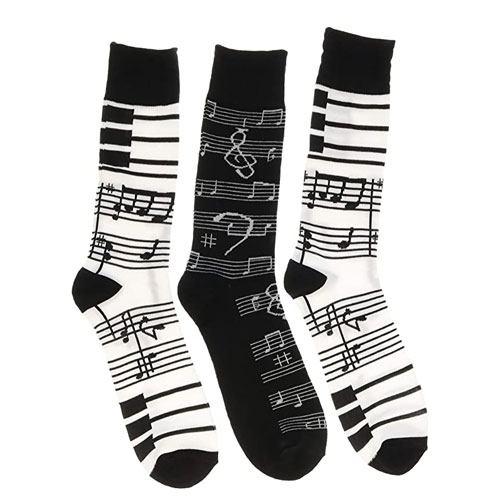 piano crew socks
