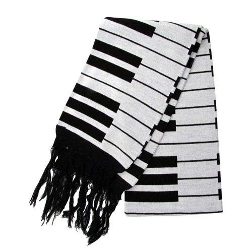 keyboard scarf