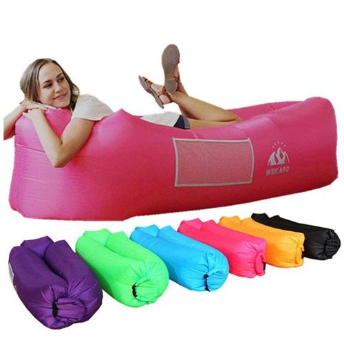 portable inflatable lounger