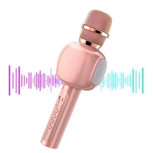 portable karaoke microphone toy
