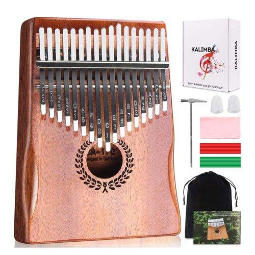portable thumb piano gift