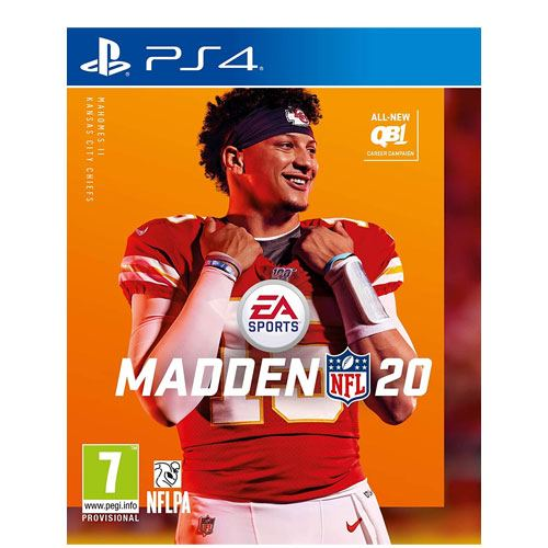 PS4 madden NFL game