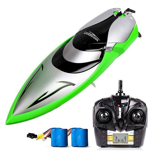 remote control racing boat