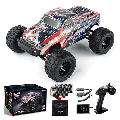 remote control truck for 9 year old boys