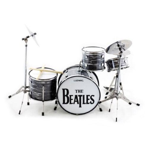 ringo starr miniature drum set