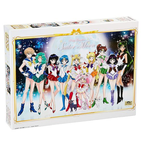 sailor moon jigsaw