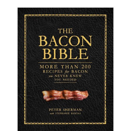 the bacon bible recipe book