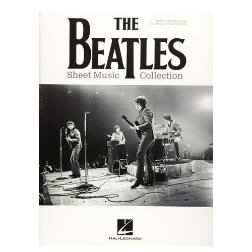the beatles sheet music book