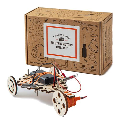 electric robotics kits gift idea