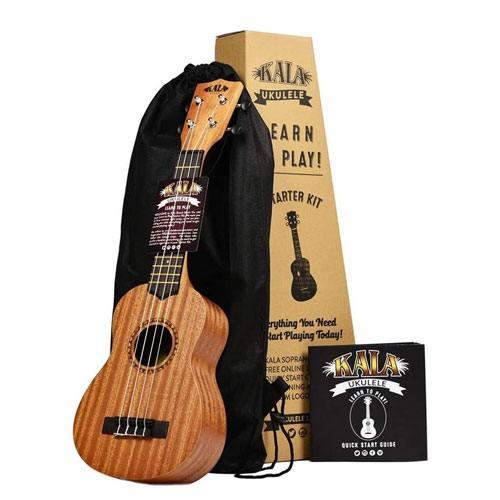 ukulele starter kit for music enthusiasts