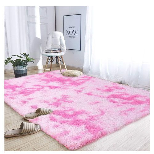 ultra soft fluffy rug