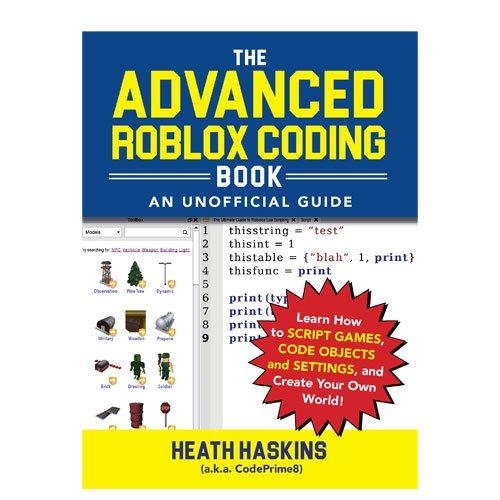 advanced roblox coding book