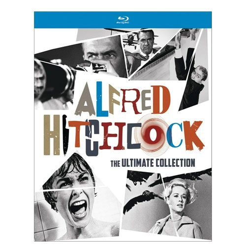 alfred hitchcock blu-ray movie collection