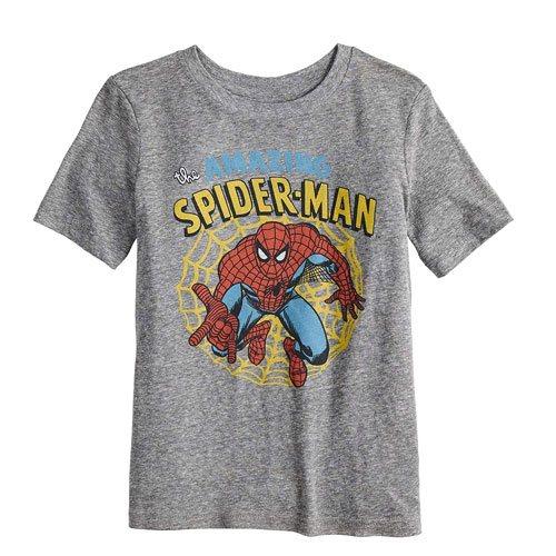 amazing spiderman t-shirt merchandise