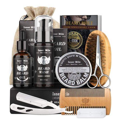 beard grooming kit for men