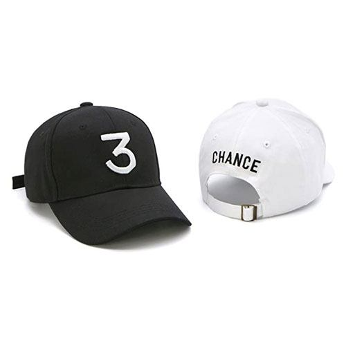 chance the rapper baseball cap