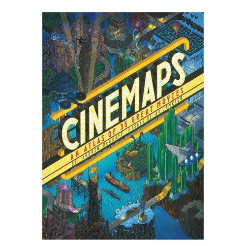 cinemaps movie atlas book