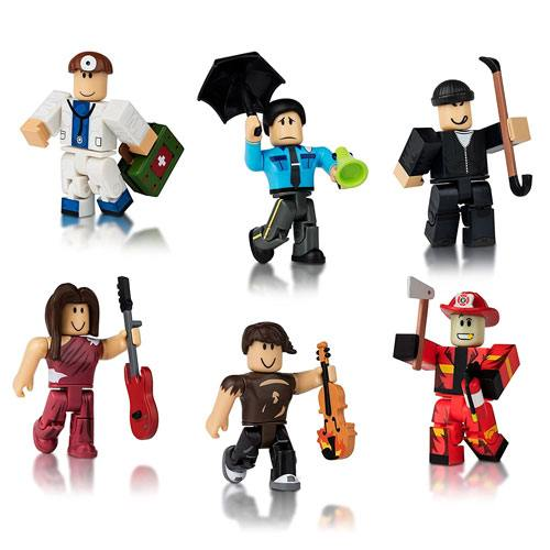 citizens of roblox figure collection