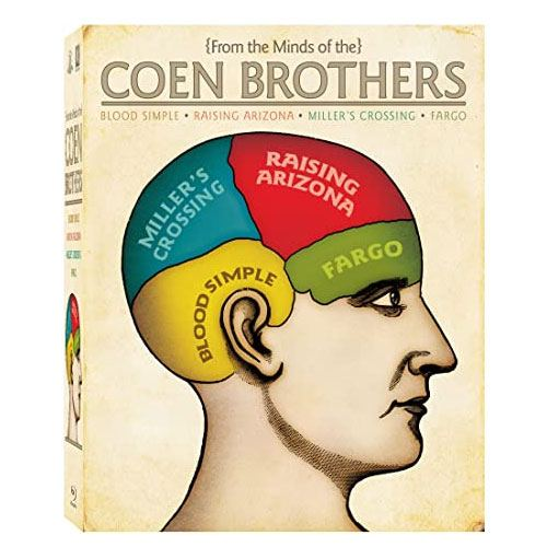 coen brothers blu-ray movie collection