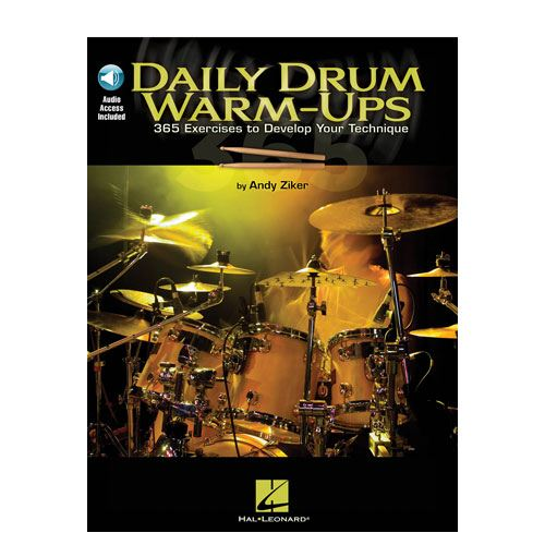 daily drum warm ups book