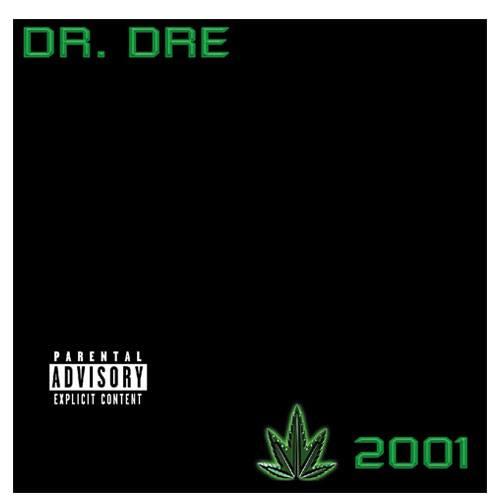 dr dre 2001 vinyl CD