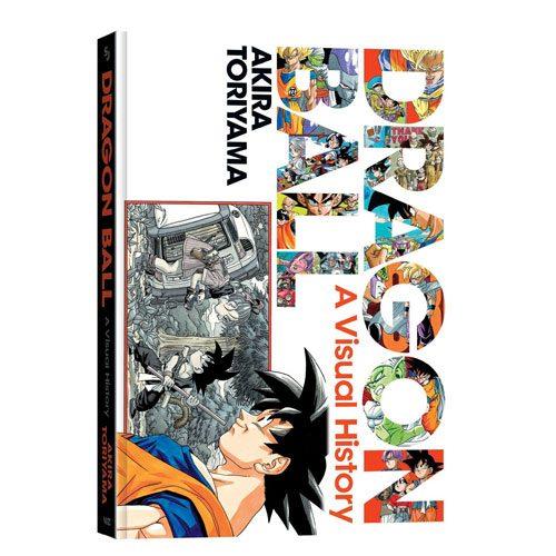 dragon ball a visual history book