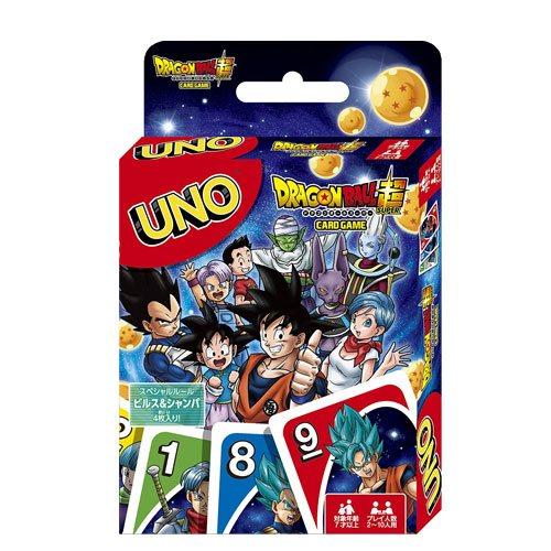 dragon ball uno card game