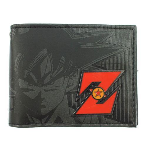 dragon ball z goku wallet