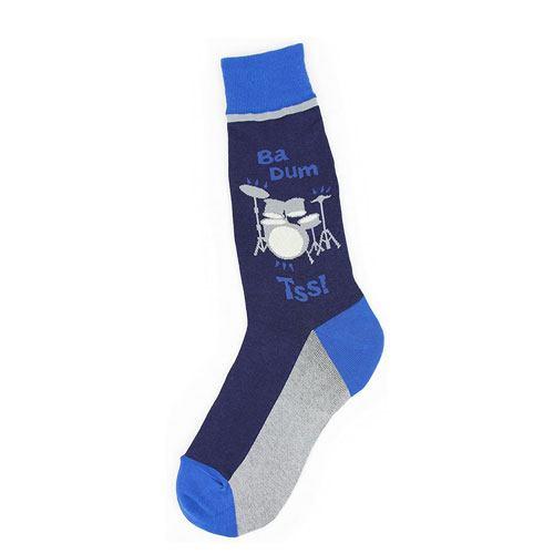 ba dum tss drummer socks